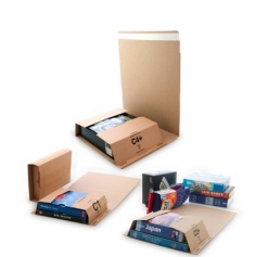 Book Wrap / Mail Ready Packs