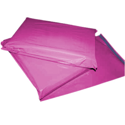 Pink Mailing Bags