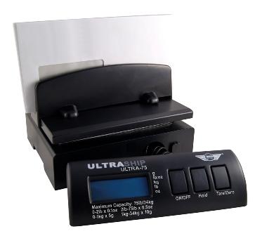My Weigh Ultraship 34kg Desk Scales