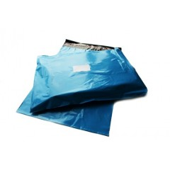 Baby Blue Mailing Bags