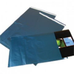 Pro Catalogue Metallic Blue Mailing Bags