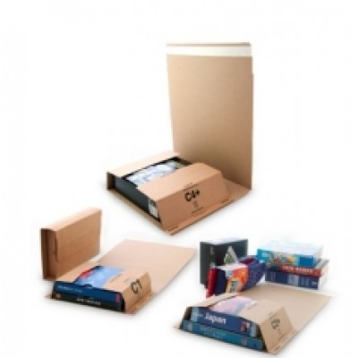 7adf71a8940 Book Wrap   Mail Ready Packs